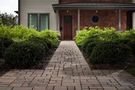 Stone Paver Designs For Walkways Walkway Materials Guide Top Ideas Designs Install It Direct