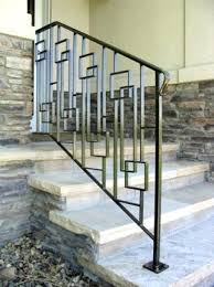 Exterior Handrail Designs Model Interesting Design Inspiration