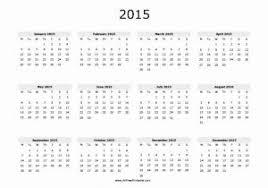 Free Printable Calendars 2015 For 2015 Calendar Printable
