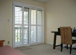 plantation doors plantation shutters for sliding glass doors small home ideas elegant the three amazing patio