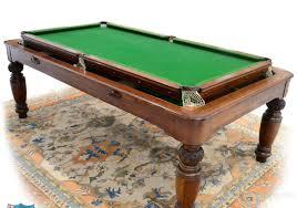 Image Modern Antiques Atlas Antiques Atlas Antique Slate Snooker Billiard Dining Table
