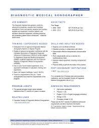 trendy design sonographer resume 9 sonography - Ultrasound Resume Examples