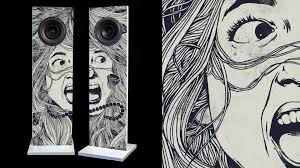 speakers art. urban fidelity daniel teixeria speakers art s