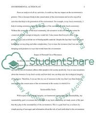 Student Action Plan Essay Example Topics And Well Written