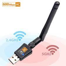 802.11AC 600mbps 5GHz USB Wifi Adapter Wi Fi Antenna 2DBi support Windows  Mac USB Network Card wifi dongle for desktop laptop PC|wifi dongle|5ghz usb  wifiadapter wi-fi - AliExpress