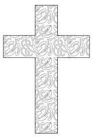 stained glass cross coloring page. Simple Glass Stained Glass Cross Coloring Page  Pages For Adults Free And Stained Glass Cross Coloring Page F