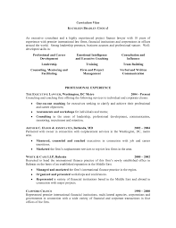 Interesting Attorney Resume Sample Featuring Professional Career