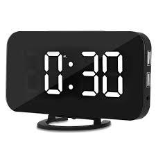 Beste Kopen <b>Creative LED</b> Digitale <b>Alarm</b> Tafel Klok Helderheid ...