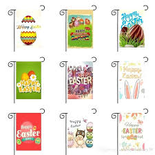 happy easter garden flag birthday party yard flag garden state parkway tolls