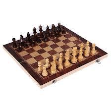Wooden Othello Board Game Acrylic Magnetic Portable Folding Reversi Othello Board Chess 85