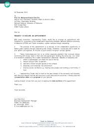How To Write Appointment Letter How To Write An Appointment Letter