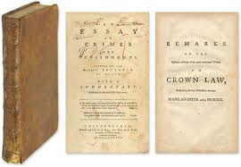 an essay on crimes and punishment by cesare beccaria << research an essay on crimes and punishment by cesare beccaria