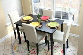 glass and oak dining table set dining room glass dining table and chairs dinette table glass and oak dining table