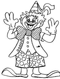 clown coloring pages coloring pages for kids to print clowns and circus coloring page clown coloring