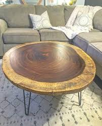 round tables for sale. Live Edge Round Table Custom Made Acacia Coffee Tables For . Sale E