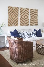 decorating large walls scale wall art ideas with high ceilings off center