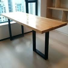 remarkable desk office white office. Exquisite Office Desk Long Furniture Wooden Trestle In Modern Extra Desks Remarkable White