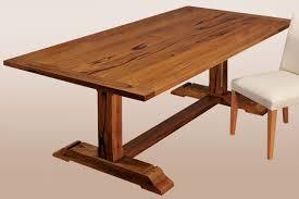 mkm historic messmate hardwood dining table