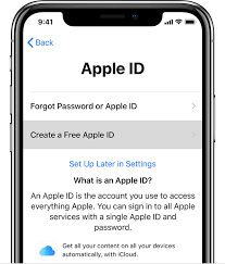 How - A New To Create Id Apple Support