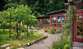 Furniture  Fetching Zen Style Ese Garden Backyard Design Retreat Small Backyard Landscaping Plans