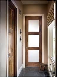 smart frosted glass interior bathroom doors elegant interior wood door with frosted glass panel