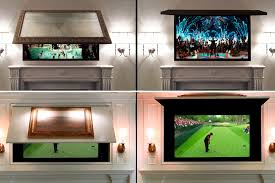 4 cool ways to make your flat screen tv practically vanish realtor com