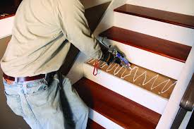How To Hardwood Stairs How To Install Hardwood Stairs Pro Construction Guide