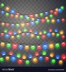 Christmas Lights Christmas Lights Colorful Xmas Garland