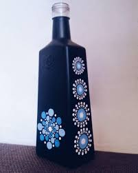 Bottle Painting Designs Images 50 Creative And Out Of The Box Painted Wine Bottles For The