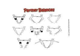 Simple Balances Gymnastics Partner Balances For All Years