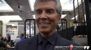 Michael Buffer Bruce Buffer and I never met til I was 49 YouTube