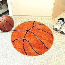 sports rug for kids basketball rug area rug kids room basketball rug non slip backing sports themed for bedroom basketball