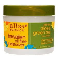 <b>Hawaiian</b> Refining Aloe & Green Tea <b>Oil</b>-<b>Free Moisturizer</b>