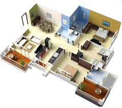 fashionable 2018 simple house plan with 3 bedrooms