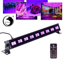 Black Light Wash Details About 27w 9led Uv Black Light Wash Stage Lighting Disco Bar Dj Light Spotlight Remote