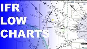 Low Enroute Chart Legend Ep 201 Ifr Low Enroute Charts Explained Basics Part 1