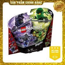 CAO CÂP] LEGO® NINJAGO Con Quay Lốc Xoáy Quyền Năng Đối Đầu Lốc Xoáy Hủy  Diệt 70664 .