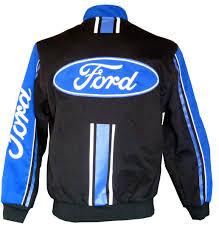 Ford Racing jacket - US-car- and NASCAR- fashion
