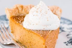new fashioned pumpkin pie recipe