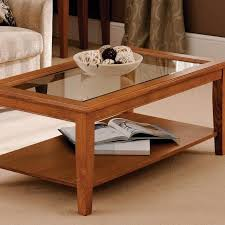 prepossessing coffee table glass top coffee table design plans photo square in