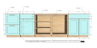 standard height kitchen cabinets above counter new cabinet cross section contemporary section los angeles collection