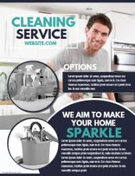 Services Flyer Customize 360 Cleaning Service Flyer Templates Postermywall