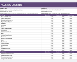 25 Free Shipping Packing Slip Templates For Word Excel