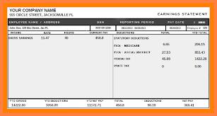 Online Pay Stub Generator 9 Free Online Paystub Generator Andrew Gunsberg