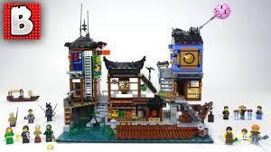 LEGO NINJAGO City Docks Set 70657 | Full Review + NINJAGO City Set Link-up  - YouTube