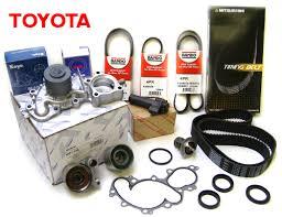 toyota 3 4l v6 complete timing belt amp water pump kit toyota tacoma 11 piece timing belt kit