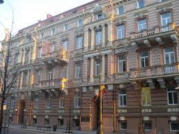 Justizministerium der Republik Litauen
