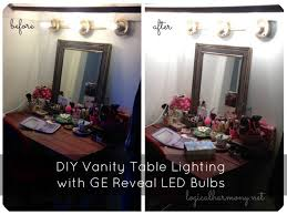 best lighting for makeup vanity. Large Size Magnificent Diy Makeup Vanity Lights Best Ideas Homevil Images Of At Style With Lighting For E