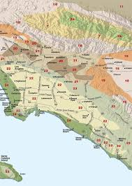 sunset climate zones los angeles area