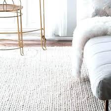 nuloom wool rug handmade braided cable new wool rug 6 x 9 free nuloom blue wool
